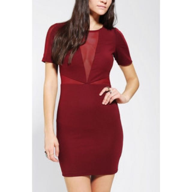 OU - Lucca Couture Bodycon Dress