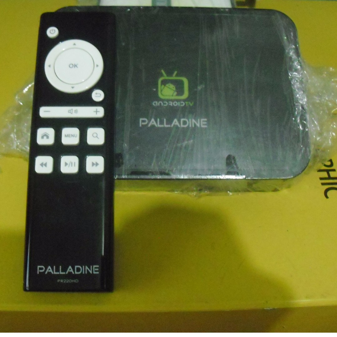 Palladine Android Box Wifi HDMI (750php rush)
