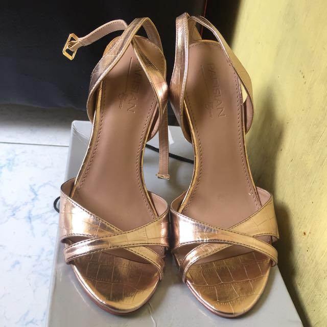 Parisian Elegance Alexa Heels