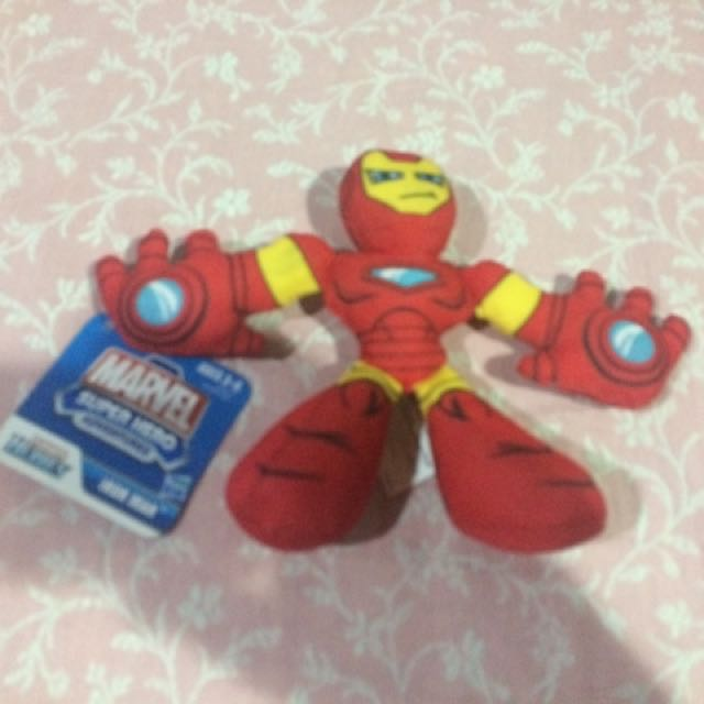 Playskool marvel heroes