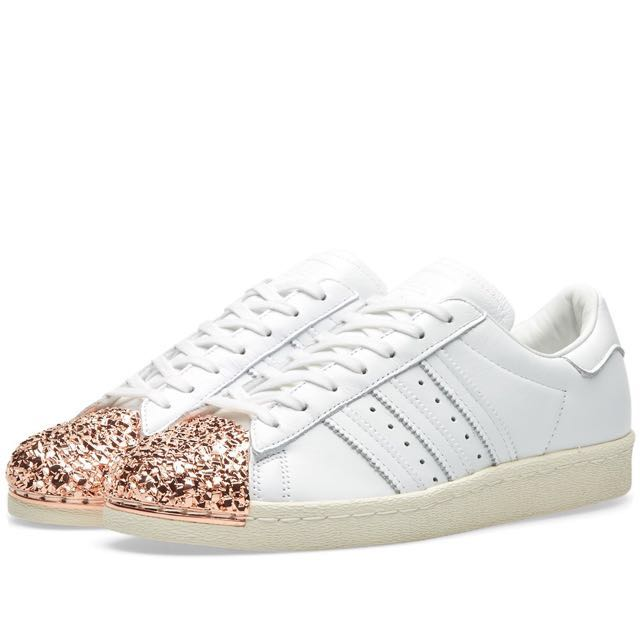 newest c557f b35ae (PRICE REDUCED!) Adidas Superstar 80s 3D Metal Toe in Rose Gold/Copper