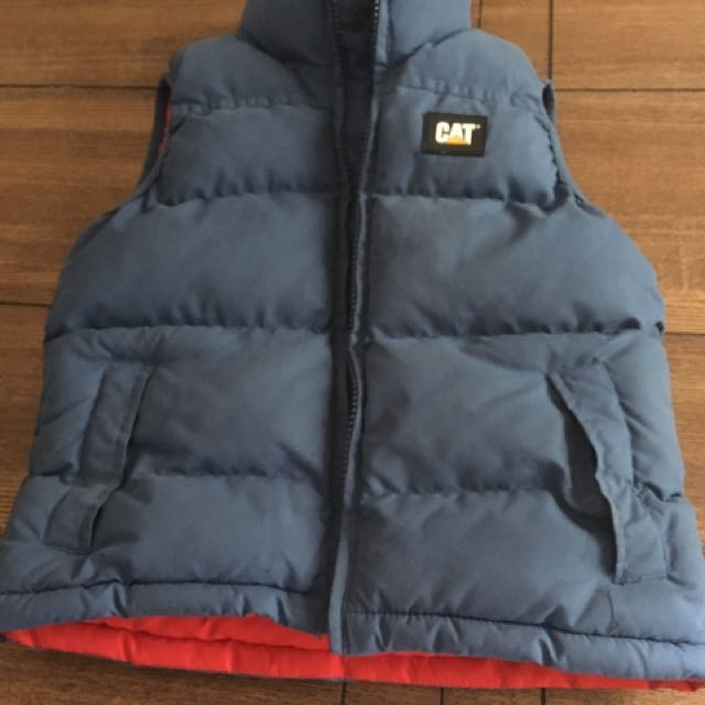 Puffer Vest Like New condition for 3/4 years. Offer price