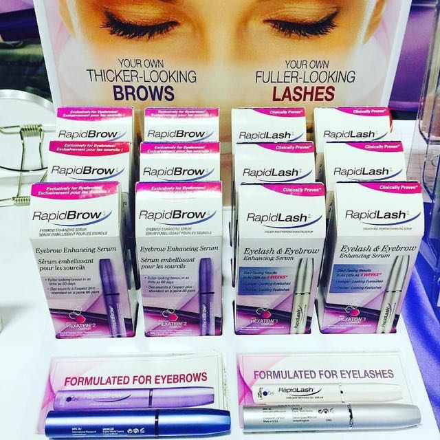 Rapidlash Rapidbrow Eyebrow Growth Enhancing Serum Health Beauty