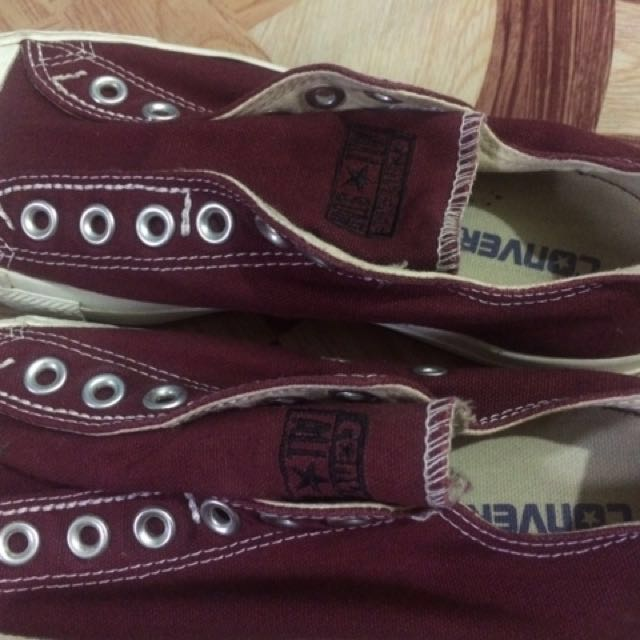 REPRICED!! Authentic Converse shoes