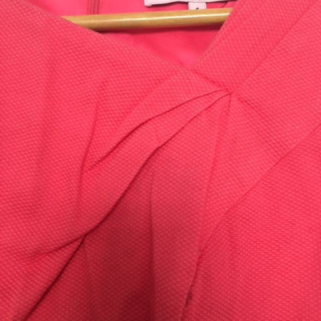 Review Pink Dress - size 6