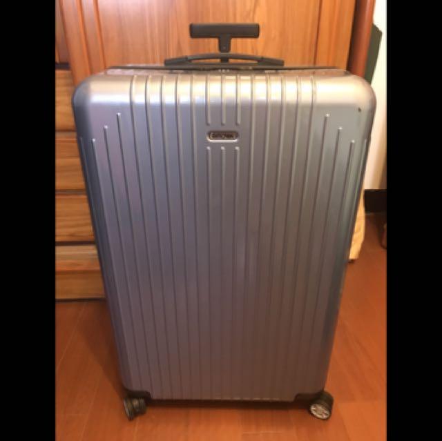 RIMOWA旅行箱