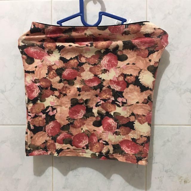 Rok mini bershka