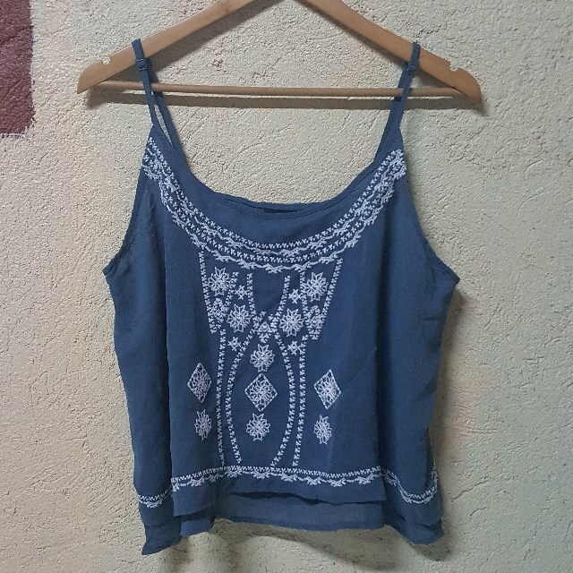 Rue21 Embroidered Top