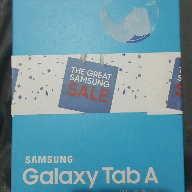 samsung galaxy tab a with s-pen