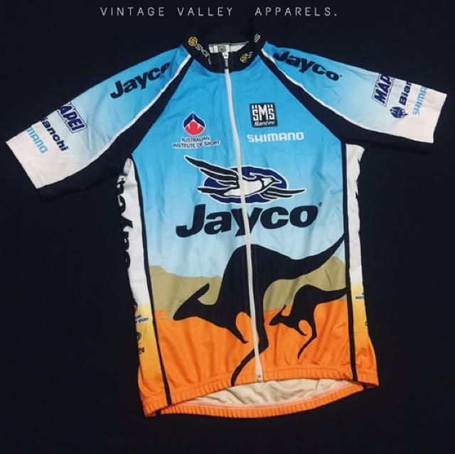 2c9d2c7ef SANTINI TEAM JAYCO (MAPEI) CYCLING JERSEY