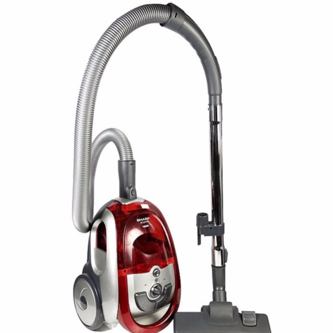 Sharp Bagless Vacuum Cleaner Ec Ls18 R 1800w Home