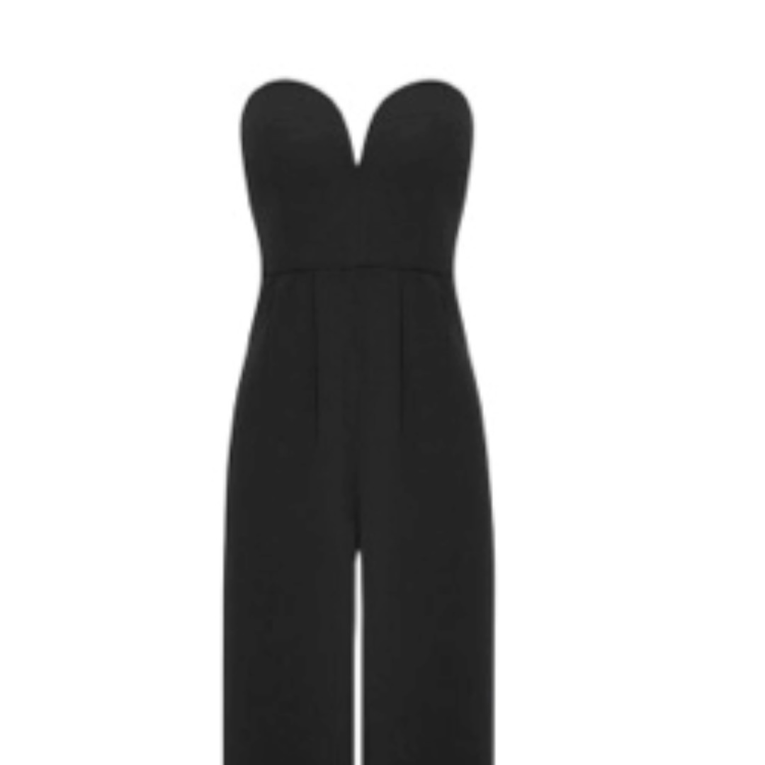 SHEIKE Black Jumpsuit