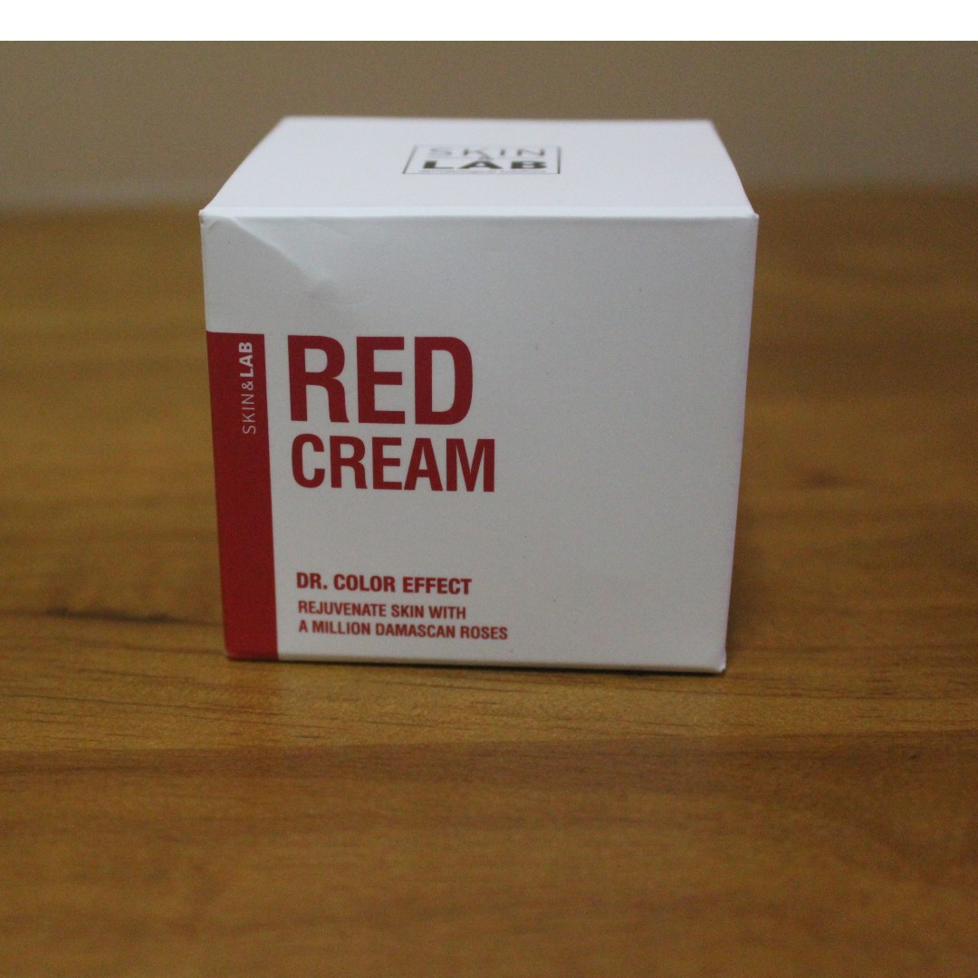 Skin & Lab Red Cream