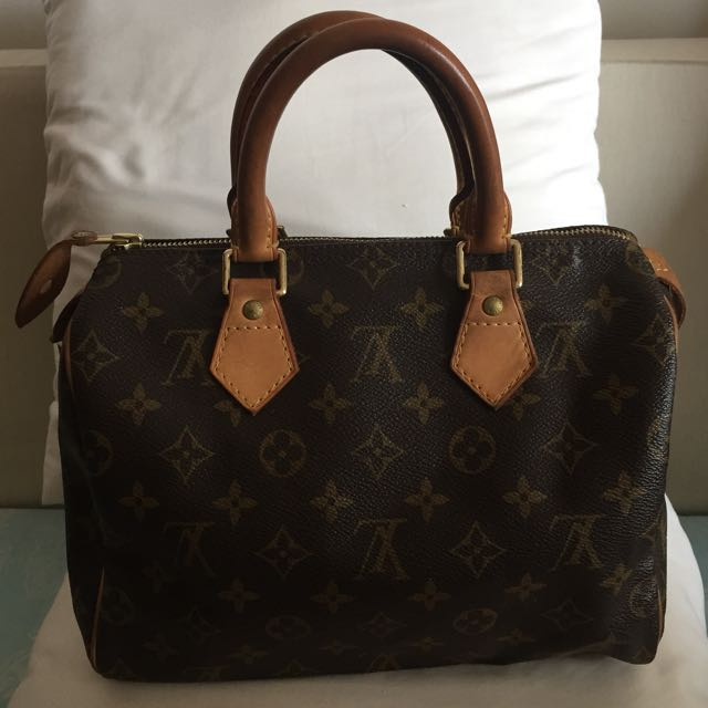 Speedy Monogram Louis Vuitton