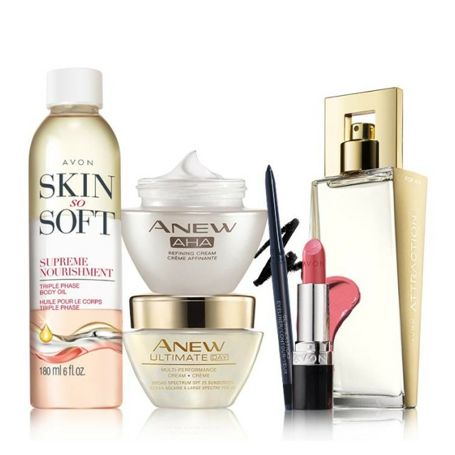 Spring Luxuries Beauty CollectionDescription: