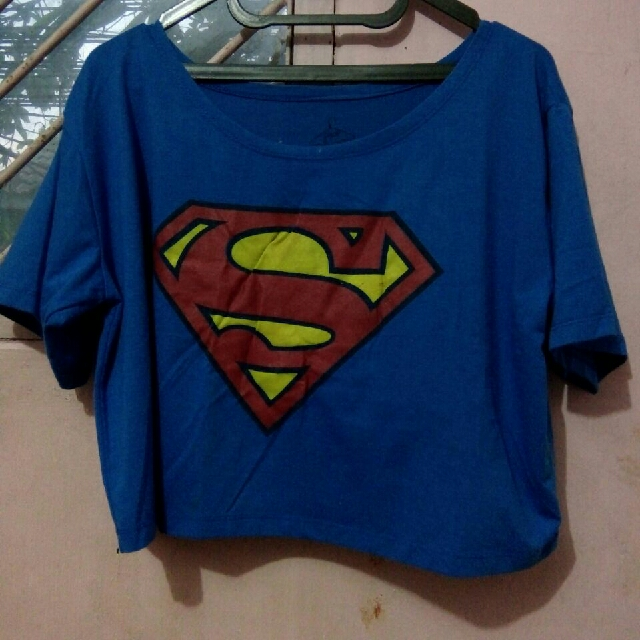 superman croptee