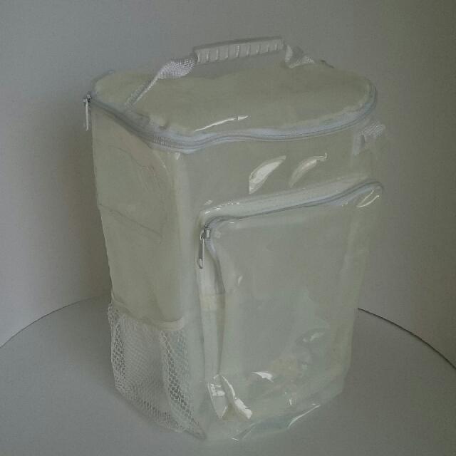 Tas Punggung (Backpack Transparant) Stok Terbatas
