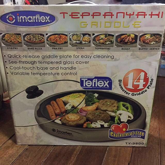 Teppanyaki Griddle TY-3500