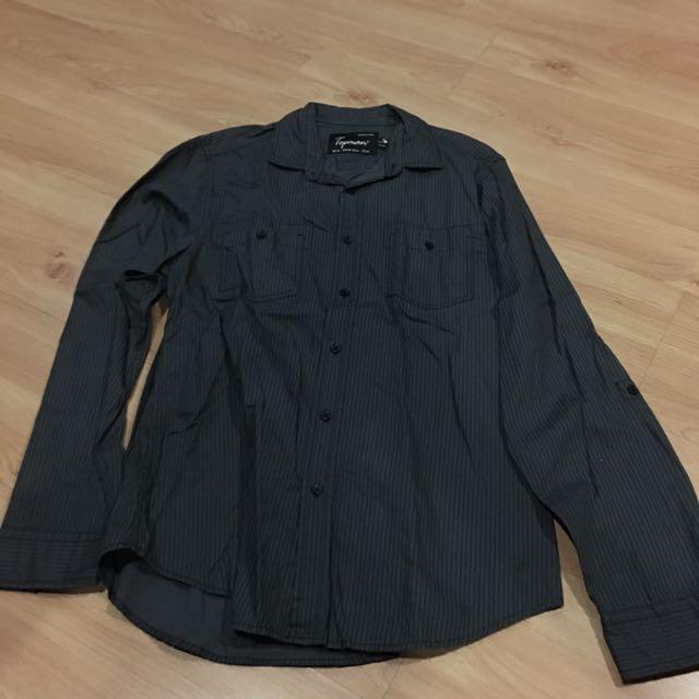 Topman Mens Long Sleeves (size medium)