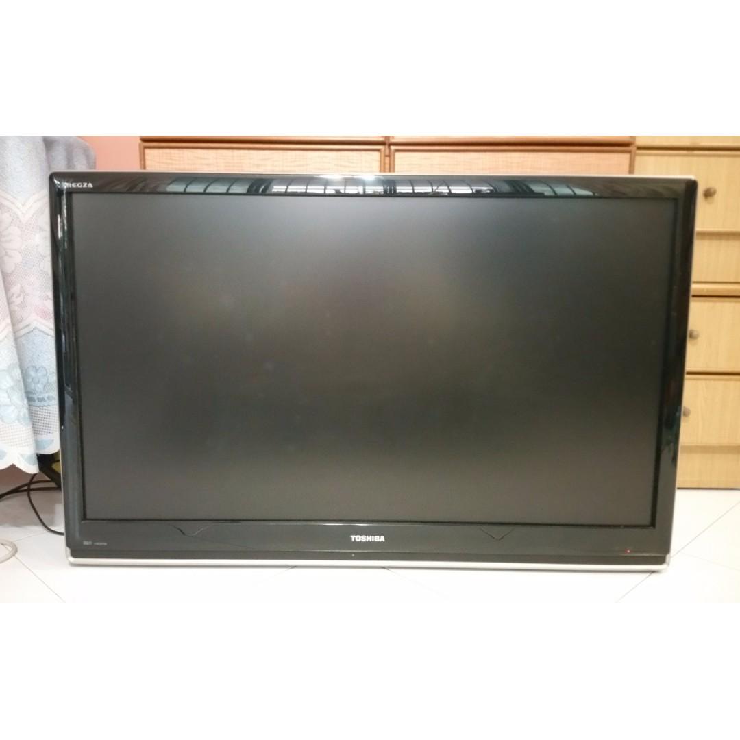 Toshiba 42 Inch Lcd Tv 42rv500e Home Appliances Tvs