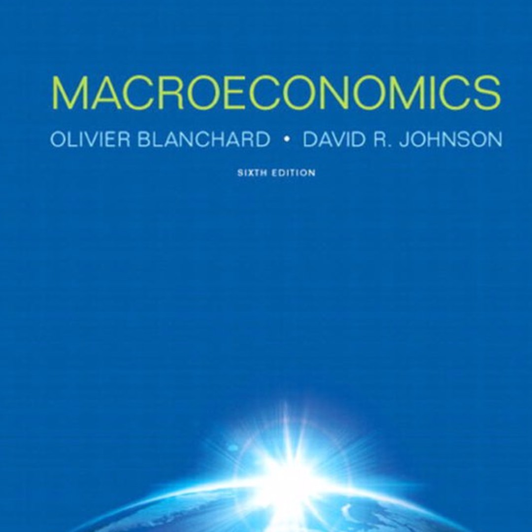 UOL Macroeconomics Textbook pdf, Books & Stationery
