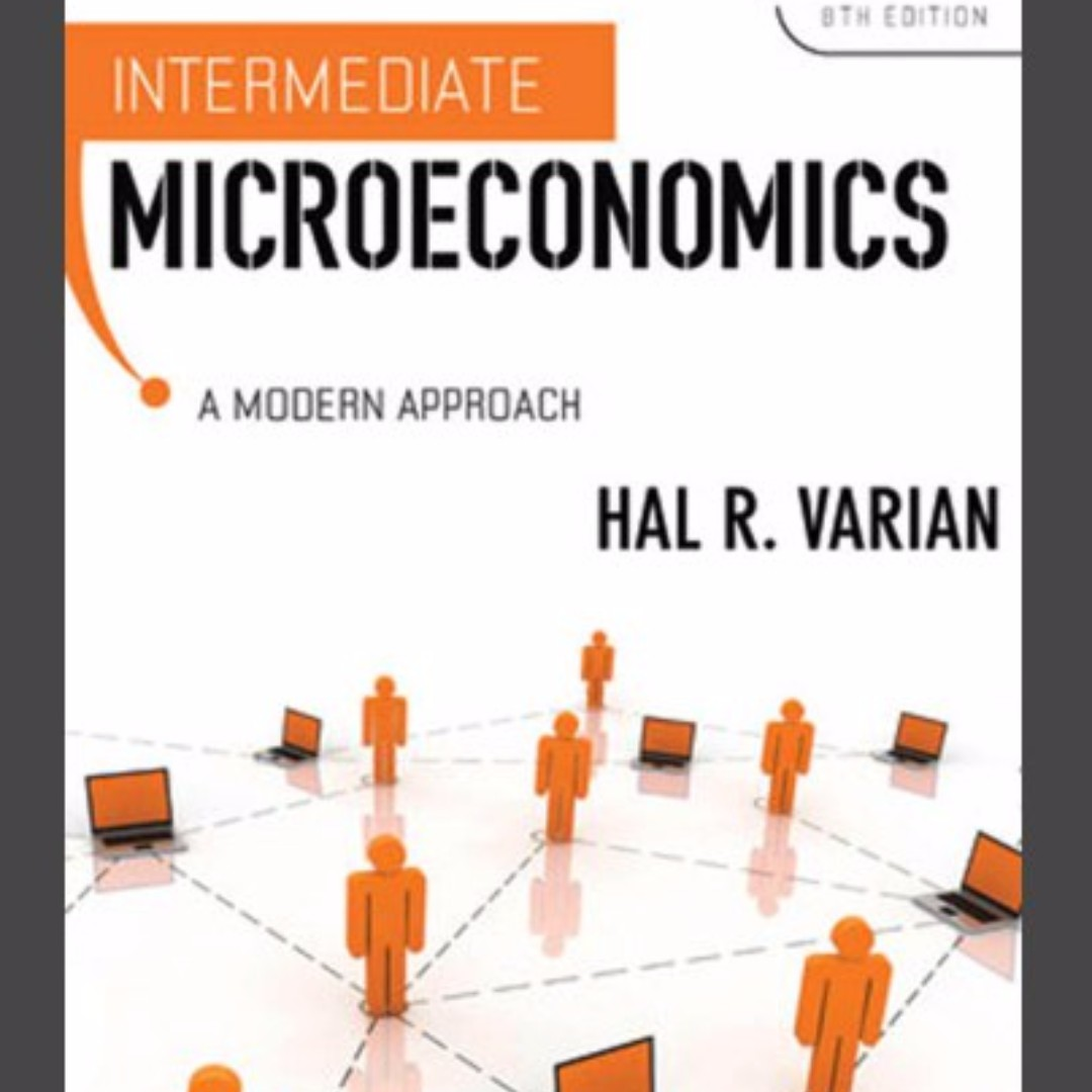 UOL Microeconomics textbook pdf, Textbooks on Carousell