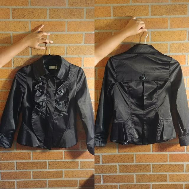 Venezia-Milane structured jacket size small