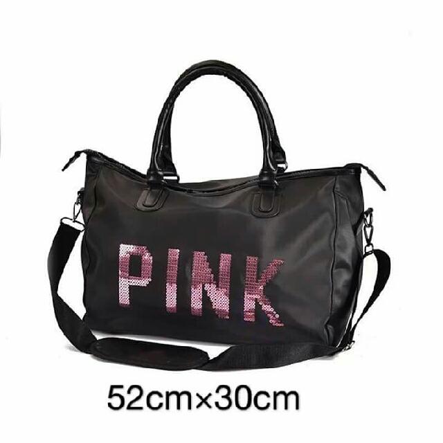VICTORIAS SECRET BAG (PINK) Good quality