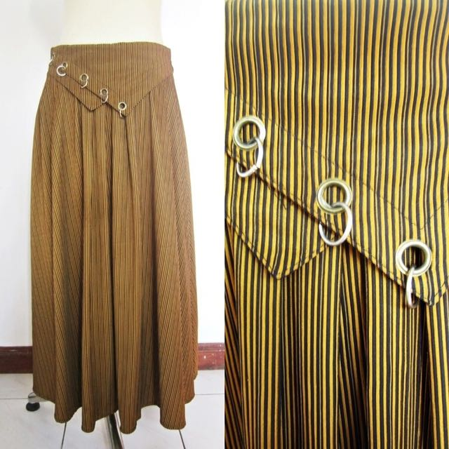 Wafer skirt