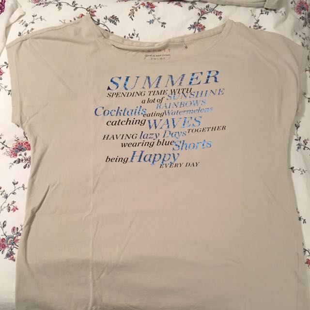 Woman's ESPRIT Tshirt From Sunner