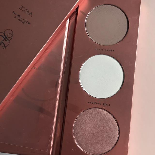 Zoeva Rose Golden Blush Palette