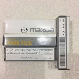 Mazda spark plugs