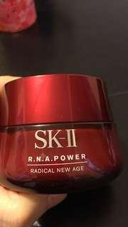 sk2 R.N.A Power Cream 面霜 80g