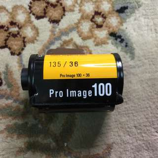 Kodak Pro Image 100 Fresh Film ( Iso 100 ) ( Ideal for outdoor portraits )