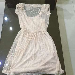 Promod Light pink dress