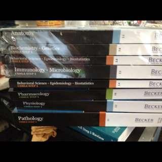 USMLE books