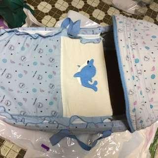 新生兒外出小床 可以放在客廳使用