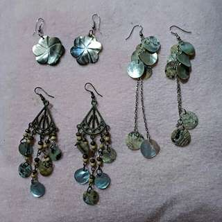 Shell Earing / Anting2 Kerang