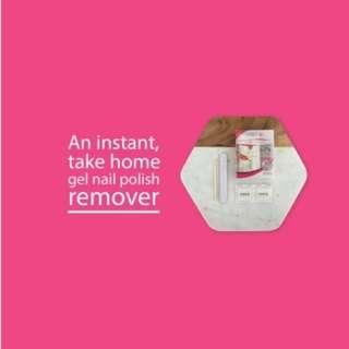 Take-Home Kit - Gel Remover Wipes