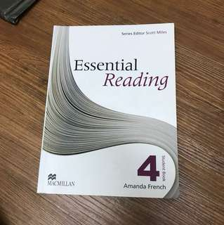(二手)Essential Reading