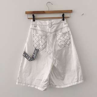 Vfiles Satin Shorts