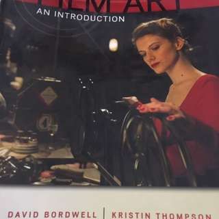Film Art: An Introduction ((10th Edition))