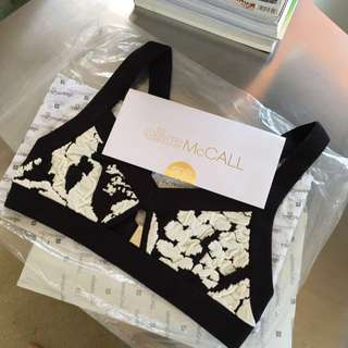 Alice McCall I Can See Clearly Now Top Size 10