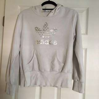 ADIDAS sweater size L