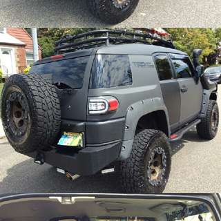 2008 Toyota FJ Cruiser TRD-Racing Very-Very Rare!