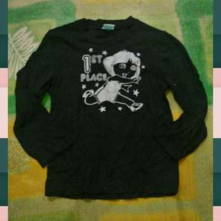 Dora Black Pullover for Kids
