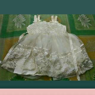 Baby Sunday Dress/Gown