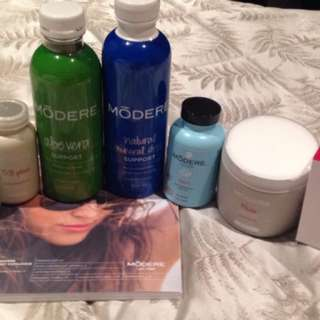 modere supplement products