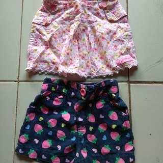 Rok Mini  N Celana Pendek