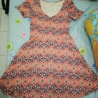 Dress Forever 21 Mulus Like New!!